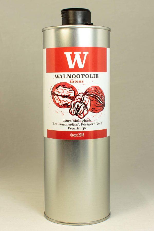 walnootolie 1000 ml. Augustin's Amsterdam Augustins Walnootolie intens regulier mild licht biologisch