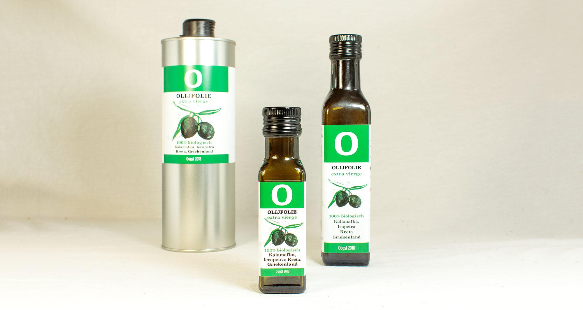 Augustin's biologische olijfolie uit Kreta